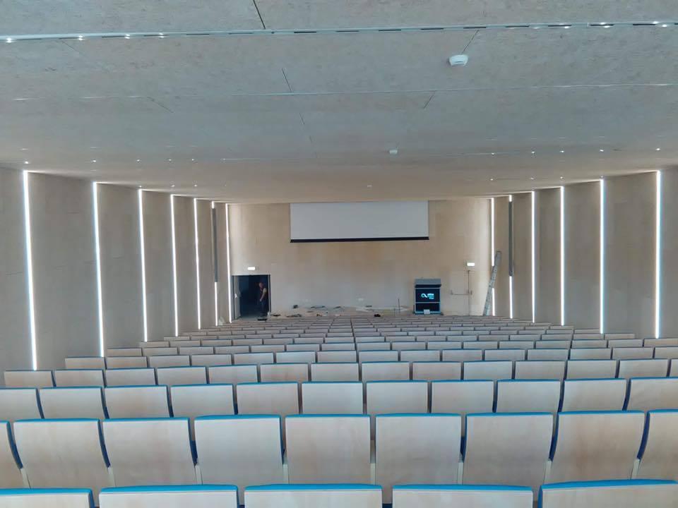 Tela Altice Forum Braga